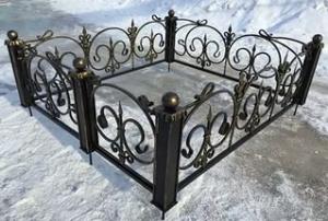 Ритуальные изделия, Кузнечный двор город Галич