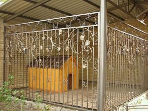 Вольеры, Кузнечный двор город Галич
