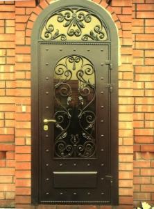 кованые Двери, Кузнечный двор город Галич