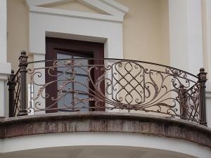 кованые Балконы, Кузнечный двор город Галич